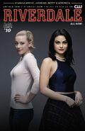 Riverdale 10 Variant Cover