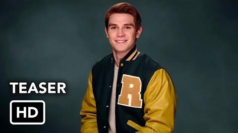 """Riverdale Season 2 """"Archie's Yearbook"""" Teaser (HD)"""