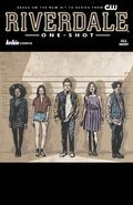 Riverdale One-Shot Smith cover