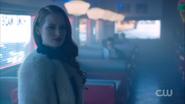 Season 1 Episode 10 The Lost Weekend Cheryl enters pop's shoppe