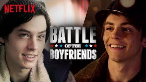 Battle of the Boyfriends Riverdale vs