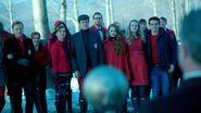Season 1 Episode 9 La Grande Illusion Penelope-Cliff-Cheryl-Polly-Archie