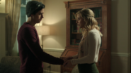 Season 1 Episode 8 The Outsiders Betty and Jughead