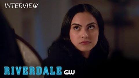 Riverdale Camila Mendes Interview Season 2 - Veronica's Versatility The CW