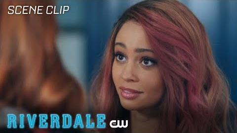 Riverdale Season 2 Ep 14 Cheryl And Toni Talk In The Bathroom The CW