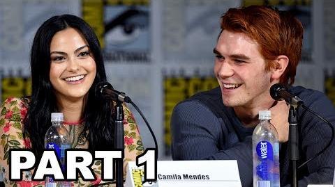 Riverdale Panel Comic Con 2017 Part 1