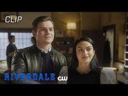 Riverdale - Season 5 Episode 6 - Archie Meets Chadwick Scene - The CW