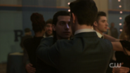 Season 1 Episode 11 To Riverdale and Back Again Joaquin and Kevin dancing