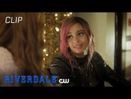 Riverdale - Season 5 Episode 1 - Toni Asks Cheryl Why She Wants To Be Prom Queen Scene - The CW