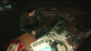 Season 1 Episode 6 Faster, Pussycats! Kill! Kill! Jughead writing his story