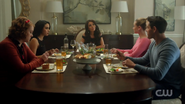 Season 1 Episode 9 La Grande Illusion Ethel, Veronica, Hermione, Betty and Kevin