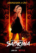 Chilling Adventures of Sabrina Part 3 Official Poster