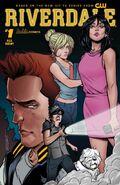 Riverdale 1 Fernandez cover