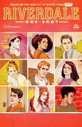 Riverdale One-Shot Lanz cover