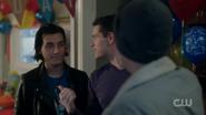 Season 1 Episode 10 The Lost Weekend Joaquin meets Jughead