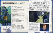 Riverdale Student Handbook excerpt 1