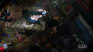 Season 1 Episode 10 The Lost Weekend Archie on the floor
