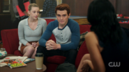 Season 1 Episode 10 The Lost Weekend Archie and Betty in the lounge