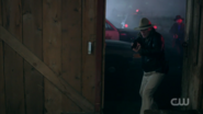 Season 1 Episode 12 Anatomy of a Murder Sheriff Keller with gun