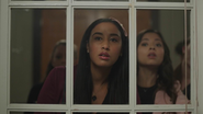 Season 1 Episode 3 Body Double Tina and Ginger looking in the principal's office