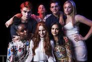 Exclusive Comic-Con Portrait Riverdale Season 2