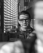 Retro Photo - Casey Cott (Kevin Keller)