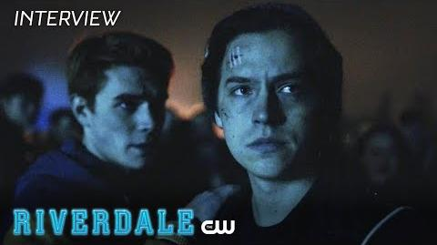 Riverdale Cole Sprouse Interview The Serpent King The CW