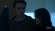 Season 1 Episode 12 Anatomy of a Murder Veronica and Archie 2