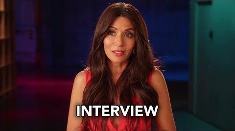 "Riverdale ""Marisol Nichols' Favorite Season 1 Scene"" Interview (HD)"