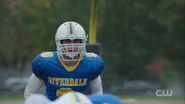 Season 1 Episode 5 Heart of Darkness Archie on the field