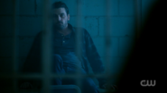 Season 1 Episode 13 The Sweet Hereafter FP in his cell 1