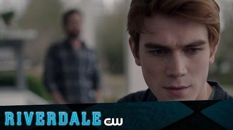 Riverdale Chapter One The River's Edge Scene The CW
