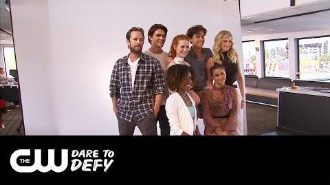 Riverdale Riverdale Season 1 Photoshoot The CW