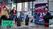 "Kiernan Shipka, Ross Lynch, Gavin Leatherwood & Jaz Sinclair On Season 2 Of ""Chilling Adventures of"