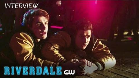 Riverdale Charles Melton Interview The Election The CW
