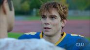 Season 1 Episode 5 Heart of Darkness Archie tells Reggie he's fine