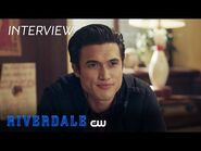 Riverdale - Charles Melton - Senior Year Time Capsules - The CW