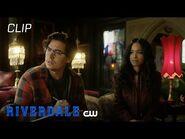 Riverdale - Season 5 Episode 7 - Jughead And Tabitha Interview Nana Rose Scene - The CW