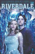 Riverdale 12 Variant Cover