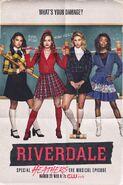 Chapter Fifty One Big Fun Poster-Veronica-Cheryl-Betty-Josie