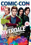 Riverdale SDCC 2017 TV Guide Cover