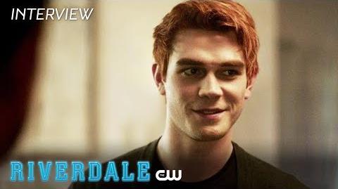 Riverdale KJ Apa Interview Archie vs