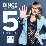 Season 2 - Mädchen Amick - First 5 Episodes