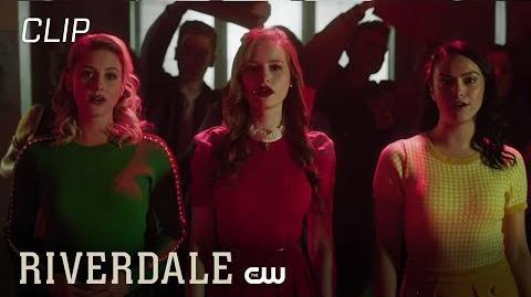 Riverdale Heather's Intro Season 3 Ep 16 Scene The CW