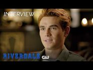 Riverdale - KJ Apa - Senior Year Time Capsules - The CW