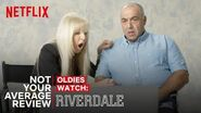 Oldies Watch Riverdale Not Your Average Review Netflix