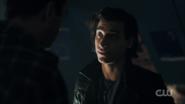 Season 1 Episode 10 The Lost Weekend Joaquin talking to FP