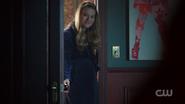 Season 1 Episode 9 La Grande Illusion Polly getting ready for bed