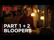 Chilling Adventures of Sabrina - Bloopers Part 1 - 2 - Netflix