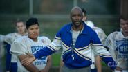 Season 1 Episode 5 Heart of Darkness Coach Clayton yelling